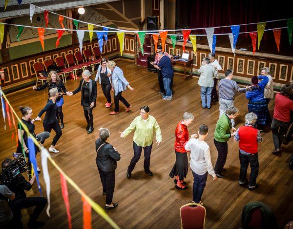Sky News – LGBTI Elders Dance Club