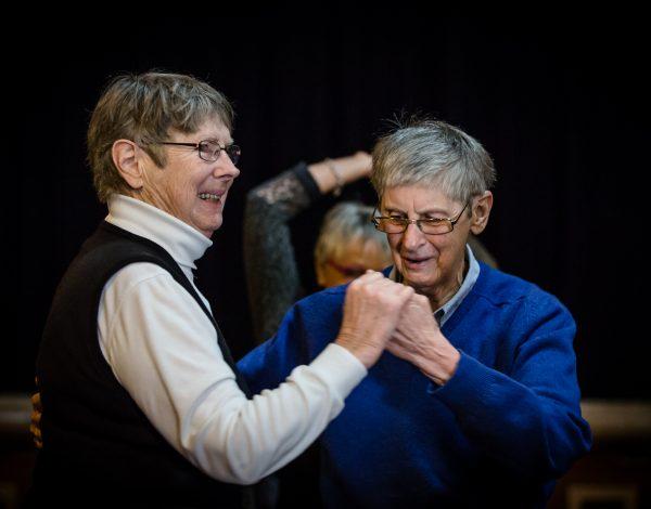 Dance Club – Fitzroy © Image by Bryony Jackson