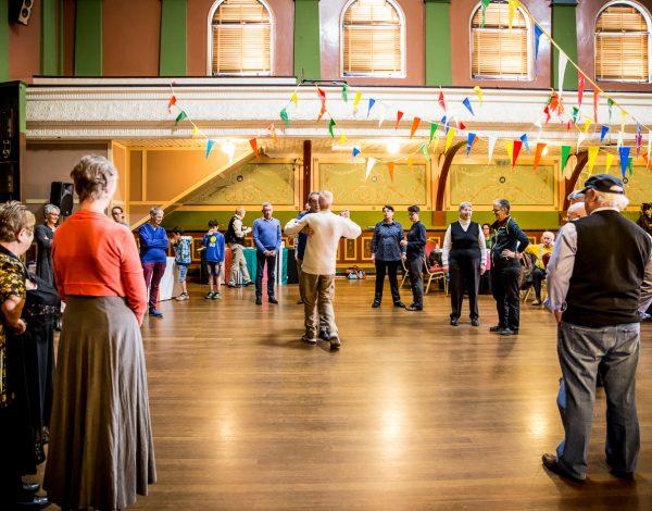 Dance Club – Fitzory © Image by Bryony Jackson